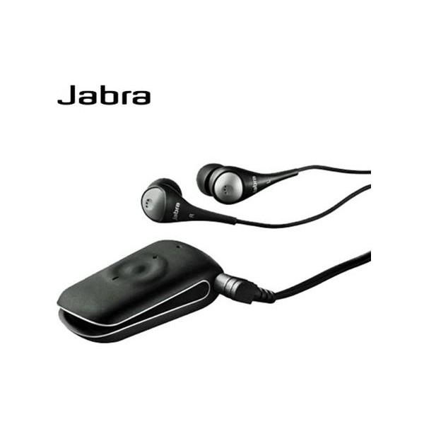 cb62905ac0f Jabra CLIPPER Stereo Bluetooth Headset - BLACK - Harrow Electronics