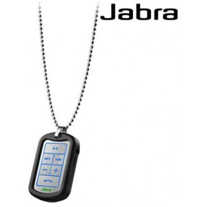 Jabra STREET II / BT3030 Dog Tag Style Stereo Bluetooth Headset
