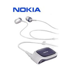 Nokia BH-214 Stereo Bluetooth Headset