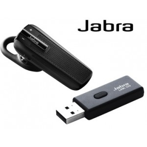 Jabra EXTREME for PC Bluetooth Headset with LINK 320 USB Adaptor for SKYPE