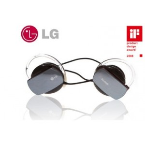 LG HBS-250 Stereo Bluetooth Headset Headphones