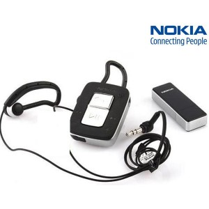 Nokia BH-500 Stereo Bluetooth Headsets A2DP